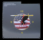 Let's Roll Clock