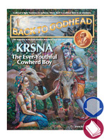 Back to Godhead Issue, July/Aug 2013, PDF Download