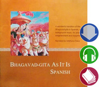 Bhagavad-Gita As It Is: Spanish, Audiobook Download