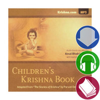 Children's Krishna Book, Audiobook Download