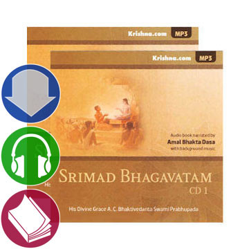 SRIMAD BHAGAVATAM - DEVOTIONAL MP3 S & REAL AUDIO