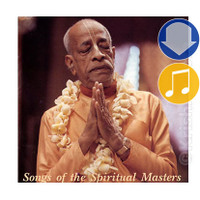 Songs of the Spiritual Masters, Album Download