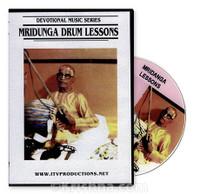 Mridanga Drum Lessons, DVD