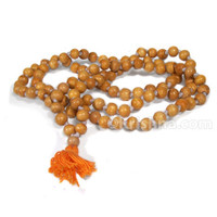 Finished Wood Japa Mala, Small