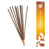Om Sandalwood Incense, 15 grams