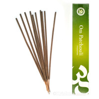 Om Patchouli Incense, 15 grams