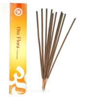 Om Flora Incense, 15 grams