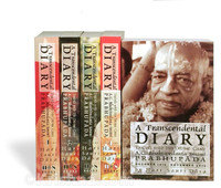 A Transcendental Diary, Five Volume Set, Softbound
