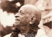 "Srila Prabhupada Sepia Photo, Portrait, Smiling, 5""x7"""