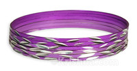 Vraja Bangles, Royal Purple