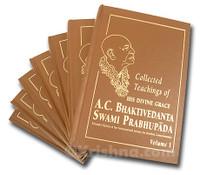 Collected Teachings of Srila Prabhupada, 7 Vol