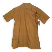 Side-Tie Youth Kurta, Copper, Large