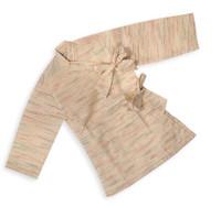 Toddlers' Khadi Side-Tie Kurta