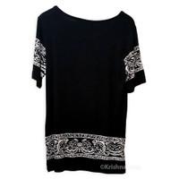 Kerala Temple Ladies' T-shirt, Medium