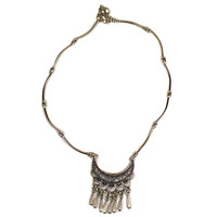 Mohiniyattam Tassel Necklace