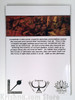 Narasimha - Demon Slayer, graphic novel, back cover.