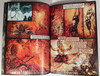 Narasimha - Demon Slayer, graphic novel, sample inside spread.