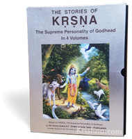 The Stories of Krishna, The Supreme Personality of Godhead (4 Volumes)