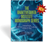 The Bhaktivedanta Institute Monograph Series