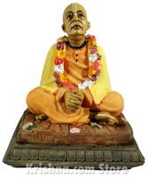 """Srila Prabhupada Figurine, 4.5"""""""