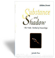 Substance & Shadow, The Vedic Method of Knowledge, Irregular