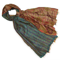 Heirloom Orissan Wrap, Naraj