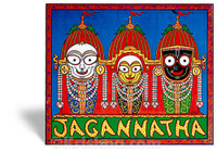 Jagannatha Coloring Book
