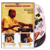 Devotional Music Lessons DVD Set