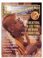 Back to Godhead Issue, Jan/Feb 2010