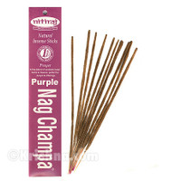 Nitiraja Purple Champa, Prayer Incense