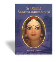 Sri Radha Sahasra Nama Stotra