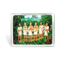 Six Goswamis, Large Acrylic