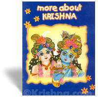 More About Krishna, Activity Book
