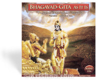 Bhagavad-gita As It Is, Spanish, CDs