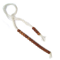 Sandalwood Counter Beads