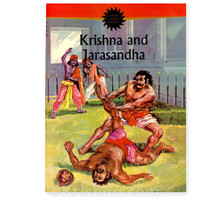 Krishna and Jarasandha, Comic Book