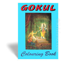Gokul Coloring Book