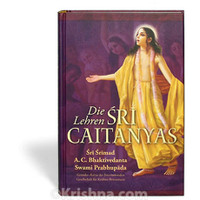 Teachings of Lord Caitanya, German