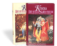 Krsna: The Supreme Personality of Godhead, 2 Volume Set, German