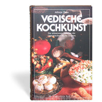 The Hare Krishna Book of Vegetarian Cooking, German