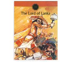 The Lord of Lanka, Comic Book