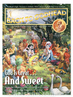 Back to Godhead Issue, Sept/Oct 2009
