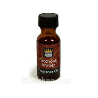 Patchouli Amber Fragrance Oil