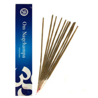 OM Nagchampa Incense, 15 grams