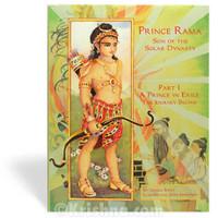 Prince Rama, Son of The Solar Dynasty, Part 1