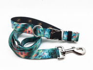 Koi Fish Abstract - Medium Collar