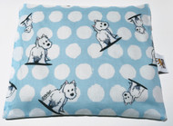 Fluffybutt Westies in Basic Cotton Ultra