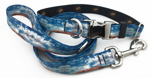 Desert Skies Collar and Lead