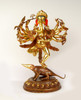 12 Arms Ganesh