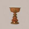 Copper Brass Butter Lamp